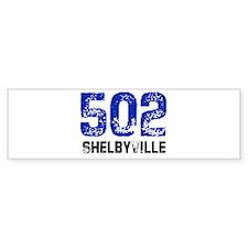 502 Bumper Bumper Sticker