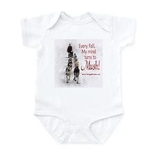 Mush! Infant Bodysuit