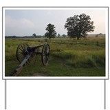 Gettysburg National Military Park, Getty Yard Sign