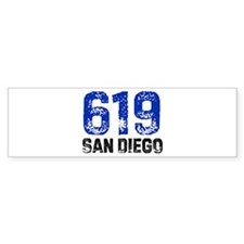 619 Bumper Bumper Sticker