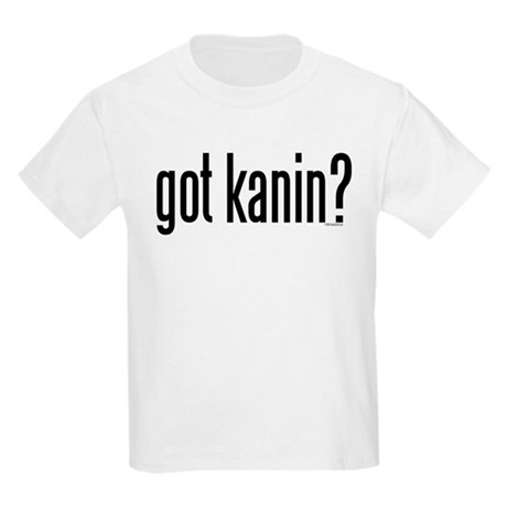 got kanin? Kids T-Shirt