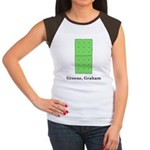 Greene, Graham Women's Cap Sleeve T-Shirt