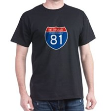 Interstate 81 - PA T-Shirt