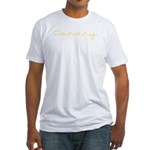 Canary Fitted T-Shirt