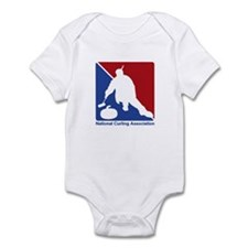 National Curling Association Infant Bodysuit