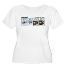 0712 - Santa Monica tower? Plus Size T-Shirt