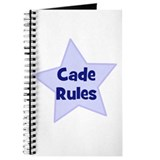 Cade Rules Journal