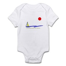 Port Hueneme Infant Bodysuit
