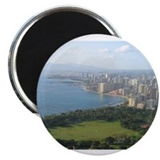 "Honolulu 2.25"" Magnet (10 pack)"