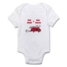 My Dad My Hero Infant Bodysuit