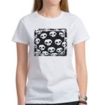 SKULL ART DESIGN Women's T-Shirt