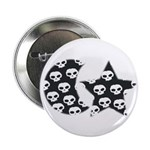 SKULL ART DESIGN Button