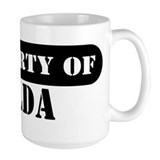 Property of Zelda Mug