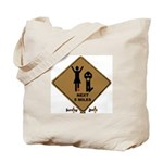 2-sided BA Tote Bag