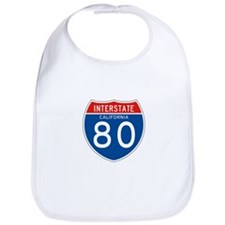 Interstate 80 - CA Bib