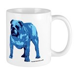 Brown/Blue Tone Mug