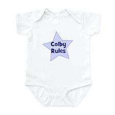 Colby Rules Onesie