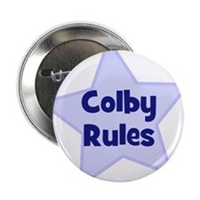 "Colby Rules 2.25"" Button (10 pack)"