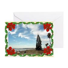 Beach'n Christmas Cards (Pk of 10)