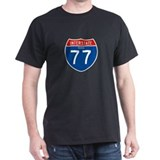 Interstate 77 - OH T-Shirt