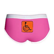 Handicapable Basketball Women's Boy Brief