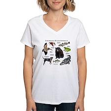 Louisiana State Animals Shirt