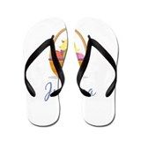 Easter Basket Juliana Flip Flops