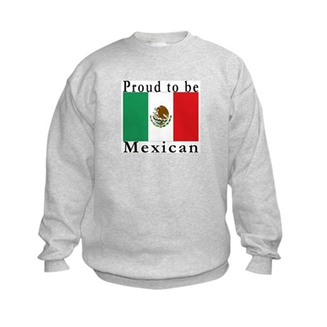 Mexico Kids Sweatshirt