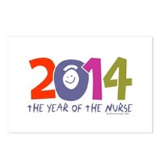 2014 Year of the Nurse Postcards (Package of 8)