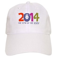 2014 Year of the Nurse Baseball Cap