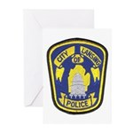 Lansing Police Greeting Cards (Pk of 10)
