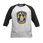 Lansing Police Kids Baseball Jersey