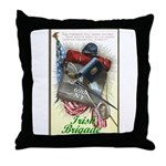 69th NY, Irish BrigadeThrow Pillow