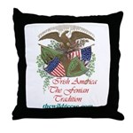 Irish America, The Fenian Tradition, Throw Pillow