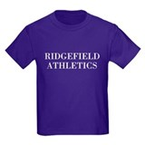 Old School Ridgefield Athletics logo T-Shirt