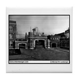 Morrell Gate Tile Coaster
