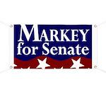 Markey for Senate Banner