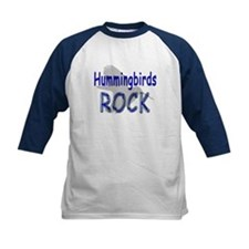 Hummingbirds Rock Tee
