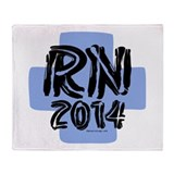 RN 2013 Throw Blanket