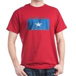 Somalia Somali Flag Red T-Shirt