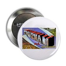 Durham North Carolina Button