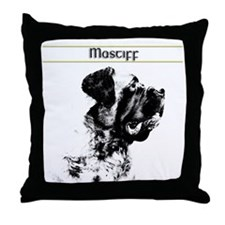 Charcoal 12 Throw Pillow