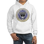 Seal of the Geek Hooded Sweatshirt