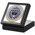 Seal of the Geek Keepsake Box