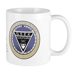 Seal of the Geek Mug       