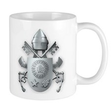 Pope Francis coat of Arms Mug