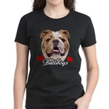 Love English Bulldog Tee