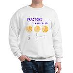 Fractions Sweatshirt
