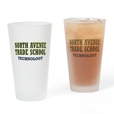 North Avenue Trade School - Technology Drinking Gl