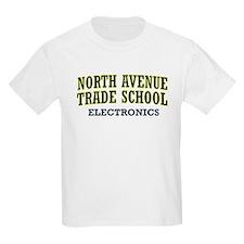 North Avenue Trade School - Electronics T-Shirt